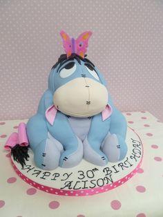 Eeyore Cake.