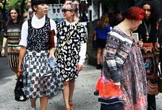 Phil Oh's Favorite Street Style Photos from 2014 – Vogue
