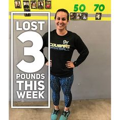 Megan went super beast mode this week and lost 3 pounds. Way to keep on keeping. You are awesome! ⚡️People who use Herbalife Formula 1 twice a day as part of a healthy lifestyle can generally expect to lose around  half a pound  to 1 pound per week⚡️ ❓Ask about our 3-Day Trial--and get a taste of our program❓ 🌎 www.beckyandvick.goherbalife.com  With me as your coach you'll receive 👫FREE 1 ON 1 COACHING 🍎FREE MEAL PLANS 🏋🏻‍♀️FREE WORKOUTS ⚖FREE WEEKLY WEIGH INS 🏘BEING PART OF A GREAT…