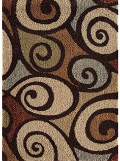 This Fashion Shag Collection rug (9530) is manufactured by Tayse. Regal in design and unmatched in comfort the full, beautiful colors of our Fashion Shag line add a novel feel to the nostalgia of shag.