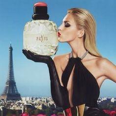 Über Fashion Marketing: Anja Rubik para YSL Parisienne Fragrance (S/S 13)