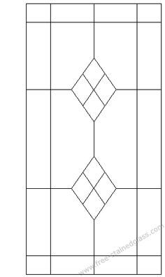 Free Geometric Patterns for Stained Glass | Jewelry Inspiration ...