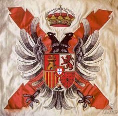 Spanish Tercio: the First modern European Army. Spain History, Army History, European History, Spanish Flags, Thirty Years' War, Exploration, Conquistador, Knights Templar, Coat Of Arms