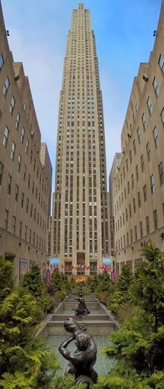 Rockefeller Center, New York City | Express Photos