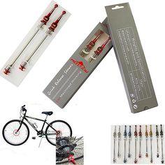 Bicicleta titanium ligero cnc de liberación rápida de aleación de mtb bicicleta de carretera de liberación rápida qr pinchos mtb teniendo hub parte piezas de bicicleta