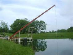 Telephone Pole rope swing pond - Bing Images