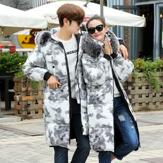 48.95$  Buy here - http://alibct.shopchina.info/go.php?t=32767572161 - Women's Fashion Winter Coats and Jackets Lover Conformity fur collar coat men's winter coat Men's Jackets Outerwears 48.95$ #magazine