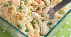 Easy Recipes: This Chicken Noodle Casserole Just Might Be The Most Comforting Dish of All Time!