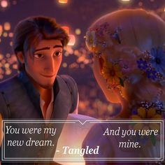 "I cry every time I watch this part of the movie. When he says ""you were my new dream"".  if a guy said that to me a would fall head over heels."