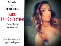 Fondotinta KIKO Collection Mousse, Selfie, Moose, Selfies