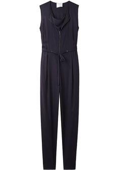 3.1 Phillip Lim / Sleeveless Silk Jumpsuit