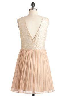 Chiffon Occasion Dress, #ModCloth