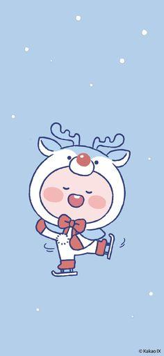 Iphone Wallpaper Kawaii, Wallpaper Notebook, Kakao Friends, Cute Designs, Cute Wallpapers, Hello Kitty, Snoopy, Bullet Journal, Cartoon