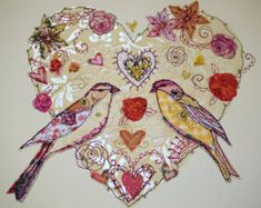 MADE TO ORDER-Love Birds- add names/dates