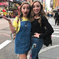 "We're GIVING AWAY FOUR pairs of VIP Upgrades to meet us on Tour! You have TWO hours to enter, rules below!  1- Re-post this image with ""I'm going to #BBTour in (your city) to meet @brooklynandbailey, brooklynandbailey.com/tour"" 2- Tag 3 friends you want to go on #BBTour with! Winners will be announced on our Twitter account (user is BrookandBailey)"
