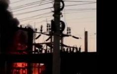 JORNAL O RESUMO: Subestação da Ampla pega fogo no final da tarde em...