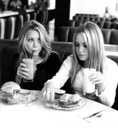 My all time favorite twins. #Olsons #Twins #MaryKate #Ashley #ElizabethAndJames #Sweaters #Accessorize #Accessories #Casual