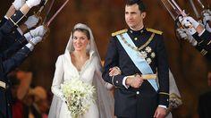 Ihre Gästeliste umfasste 1.400 Personen, darunter Vertreter aus rund 40 Königshäusern weltweit.