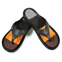 Hoy con el 21% de descuento. Llévalo por solo $26,100.Hombre tirón Masaje playa de los fracasos sandalias planas.