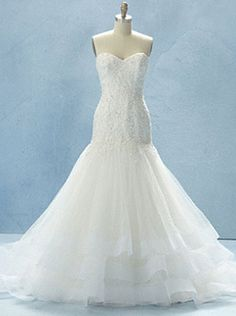 Alfred Angelo Disney line... I can't wait to be a princess