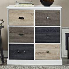 Altra Furniture 6 Door Storage Cabinet Door Fronts