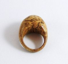 Wood Ring No. 121104 Cocobolo by conreysa on Etsy How To Make Rings, Wood Rings, Jewelry Design, Unique Jewelry, Artisan Jewelry, Making Ideas, Bones, Rings For Men, Wedding Rings