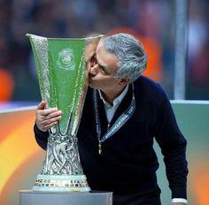 José Mourhino, Manchester United, (Ajax 0v2 Manchester United) Europa league final 2017