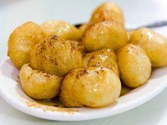 Sugar Rush: Free Loukmades (Greek Doughnuts) Make the Meal at Tellys Taverna