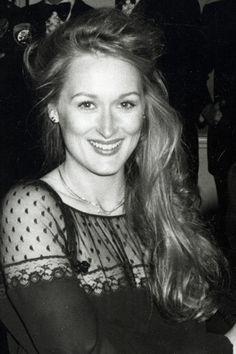 Meryl Streep. what a beauty!