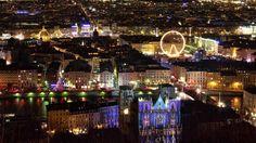 fourfancy: Lyon - Fête des Lumières