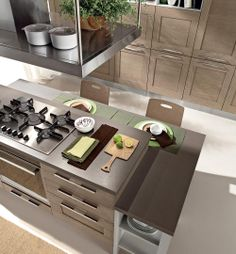 22 Best Cucina images | Kitchens, House design, Kitchen design
