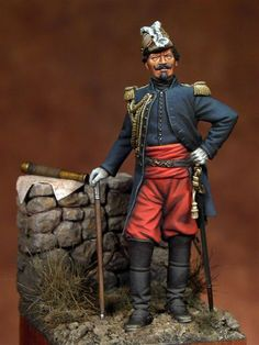 François Marcelin Certain Canrobert - 54mm