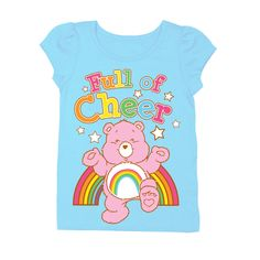 Care Bears Full Of Cheer Toddler T-Shirt | Ty's Toy Box