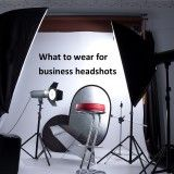 What to wear for business headshots #career #tips #professional