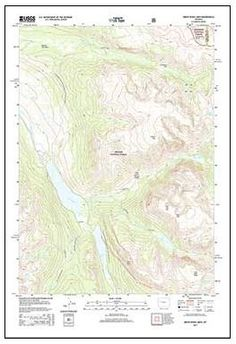 Newly released US Topo maps for Wyoming