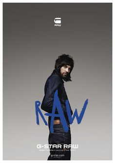 G-Star Raw Advertising Fashion