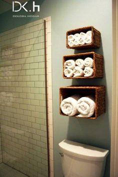 #Elegante accesorio para tu baño.