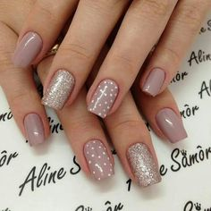 New nails art winter tutorial Ideas in 2019 Cute Acrylic Nails, Cute Nails, Pretty Nails, Winter Nail Art, Winter Nails, Winter Art, Fall Nails, Summer Nails, Hair And Nails