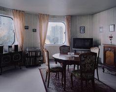 レ・トゥール・アヨー、シテ・パブロ・ピカソ、ナンテール、2014。PHOTOGRAPH BY LAURENT KRONENTAL