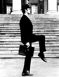 """""""I find the Alexander Technique very helpful in my work. Things happen without you trying.  They get you to be light and relaxed. You must get an Alexander teacher to show it to you.""""  John Cleese  Actor, Comedian  Ministry of Silly Walks"""