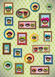 Birthday Surprise Diy Creative For Kids 61 Super Ideas Diy For Kids, Crafts For Kids, Arts And Crafts, Diy Crafts, Best Birthday Surprises, Illustration Noel, Presents For Best Friends, Collage, Creative Kids