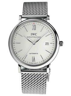 Montre IWC Portofino Automatic  http://www.maier.fr/montres-prestige/montres-iwc/montres-hommes-femmes/Portofino,IW356505