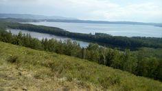 Южный Урал. Озёра: Инышко, Тургояк.