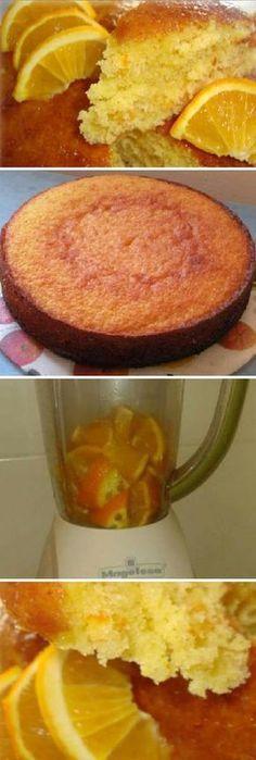 New Fruit Cake Receta Ideas Pear Recipes, Mexican Food Recipes, Sweet Recipes, Cake Recipes, Dessert Recipes, Ethnic Recipes, Pear And Almond Cake, Almond Cakes, Tortas Light