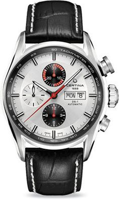 Certina Watch DS-1 Automatic Chronograph 43mm