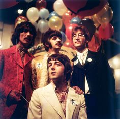 The Beatles used love 613 times in their songs.