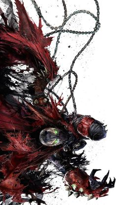 Spawn - John Gallagher