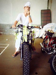 Pray & ride