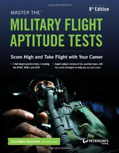 Master the Military Flight Aptitude Tests « Library User Group