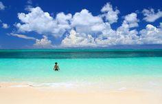 Grace Bay Beach,  Turks & Caicos